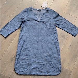 Nomads Fair Trade Tunic Dress w Pockets 8